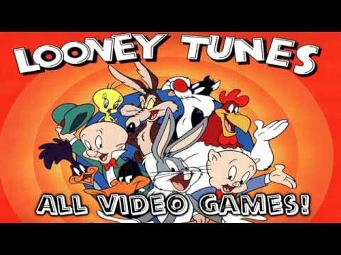 All Looney Tunes Games (1982-2018)