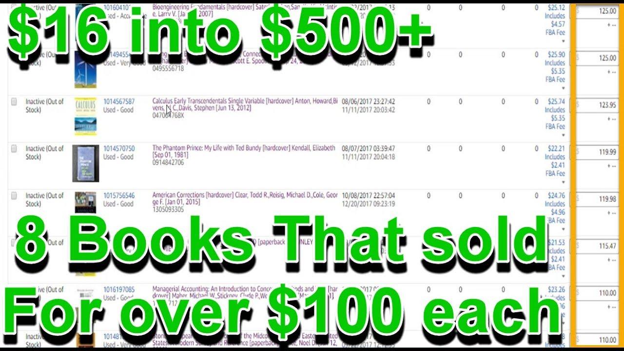 amazon fba book fees
