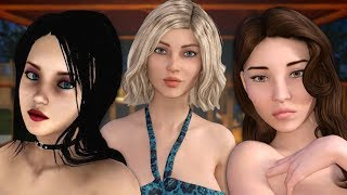 SORORITY SCAVENGER HUNT - Amy's Storyline - House Party Gameplay 2017 Video