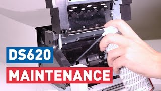 DNP DS620 cleaning tutorial