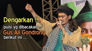 Gambar cover Puisi Dengki dan Cinta - Gus Ali Gondrong @ SINAR MATA