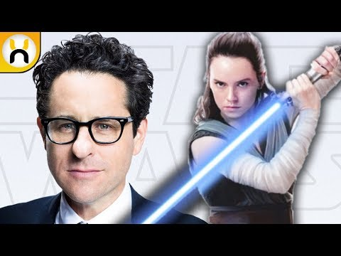 JJ Abrams CONFIRMED to Direct Star Wars Episode 9