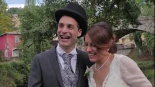 Manuele e Ramona wedding events and travel