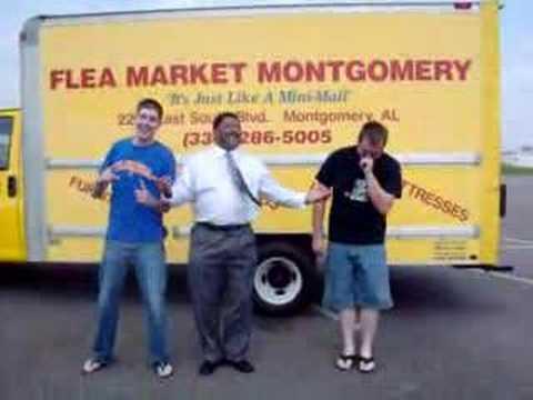 flea market montgomery youtube