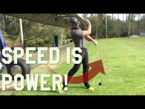 How to CRUSH the Golf Ball with Long Drive Champ Jeff Flagg