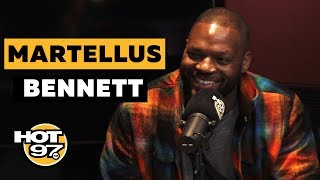 Martellus Bennett On New Book, Why He Didn't Return To Patriots + Calls Jason Witten A 'D***'