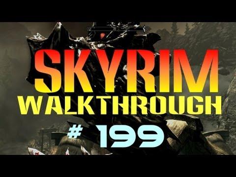 Skyrim #199 - Darkness Returns Quest 2 (Pilgrim's Path)