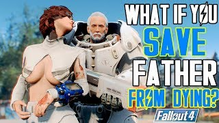 Fallout 4 - NORA SAVES FATHER - Alternate Ending For Fallout 4 - Father Companion (Xbox One/PS4/PC)