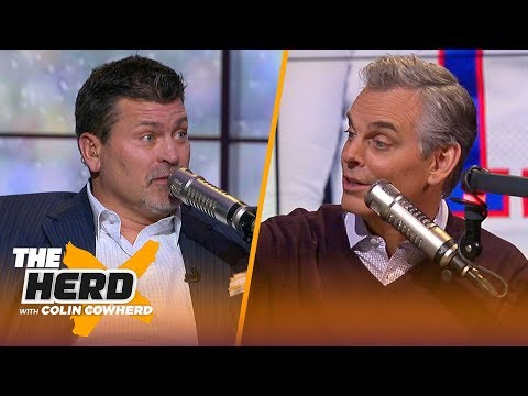 Pressure is on Dak tonight vs Bears, talks Lamar Jackson & Josh Allen — Schlereth | NFL | THE HERD