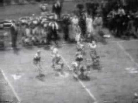 Billy Cannon Run October 31, 1959