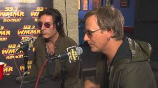 WMMR MMRBQ 2013 Alice in Chains Interview