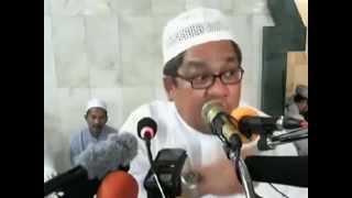 2014/11/04 Ustaz Shamsuri 837 - Bab Makan Arnab, Tupai, Musang, Tikus DLL - BM12 ms171