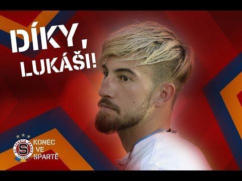 Lukáš Vácha 2013-2017 | AC Sparta Praha | Díky Luky !