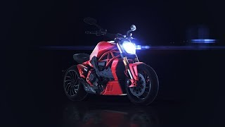 Free After Effects Intro Template #285 : 3D Motorcycle Logo Reveal Template for After Effects