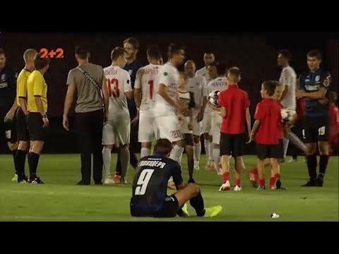 ПРОФУТБОЛ: Волинь - Чорноморець - 3:2. Що не так із суддівством у Першій лізі