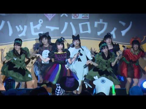 私立恵比寿中学、ハロウィーン仮装で全力ライブ!