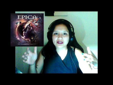 "EPICA - ""The Holographic Principle"" album review"
