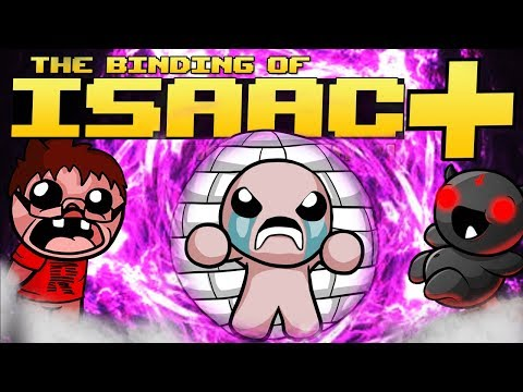 The Binding of Isaac: Afterbirth+: EDENTUALLY THE D100 WILL WORK! (Ridiculous Rolls)