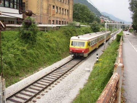 MY FIRST CAB RIDE WITH SZ 814/813 DMU Ljubljana - Novo Mesto