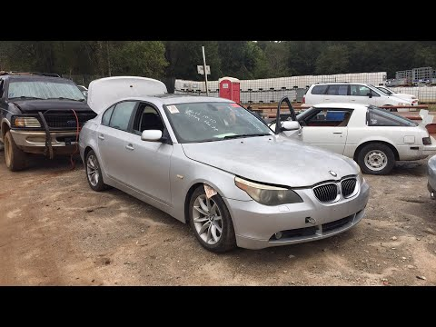 BMW 545i Rattle Of Death