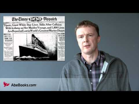 10 Literary Facts about the Titanic
