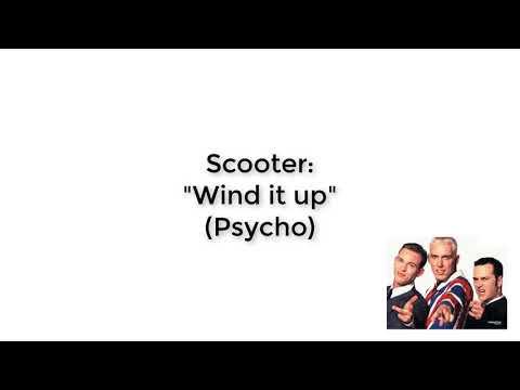 Scooter and Ultra-Sonic - the MC lyrics