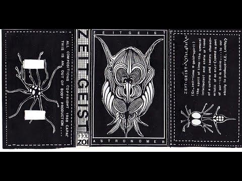 Zeitgeist - Astronomer 1988 cassette Out Of Body