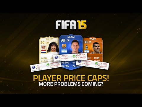 PLAYER PRICE RANGES! MORE PROBLEMS TO COME? | FIFA 15 Ultimate Team