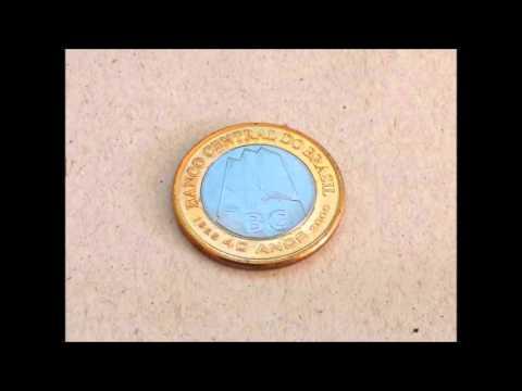 Quanto Vale a Moeda R$ 1 Real Comemorativa BC 40 ANOS ? #Video 05