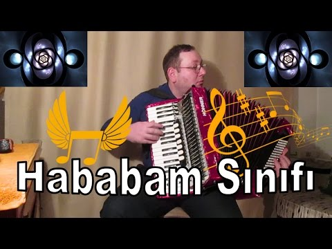 Hababam Sınıfı Film Müziği - Akordeon - Murathan