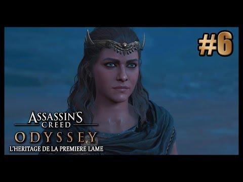 LA TEMPÊTE (Assassin's Creed Odyssey : L'Héritage de la Première Lame #6 FIN) thumbnail