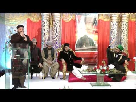 Sunni Conference Oldham Naat By Sayed Altaf Hussain Shah Kazmi Sahib 18/2/12