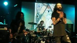 Orphaned Land - In Propaganda ~ All Knowing Eye [Live at Jailbreak - Roma 15/03/2018]