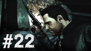 Max Payne 3 - Gameplay Walkthrough - Part 22 - GRAVEDIGGER (Xbox 360/PS3/PC) [HD]