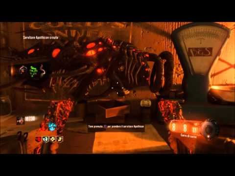Shadows of Evil Error PS4 Round 47 _ Black Ops 3