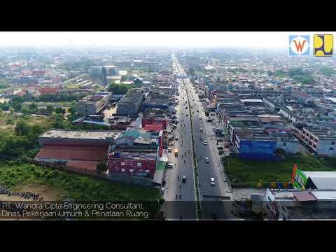 Perencanaan Leger Jalan Kota Pekanbaru Provinsi Riau Tahun 2017