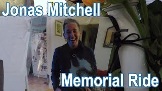 Jonas Mitchell Memorial Ride - 4 cycling deaths in Toronto in one week
