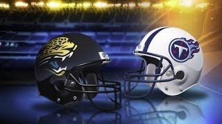 Jacksonville Jaguars -  Tennessee Titans  | 10/27/2016 | NFL 2016 | Week 8