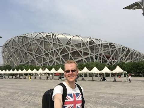 Beijing Zoo, Summer Palace & Bird Nest Olympic Stadium China Vlog
