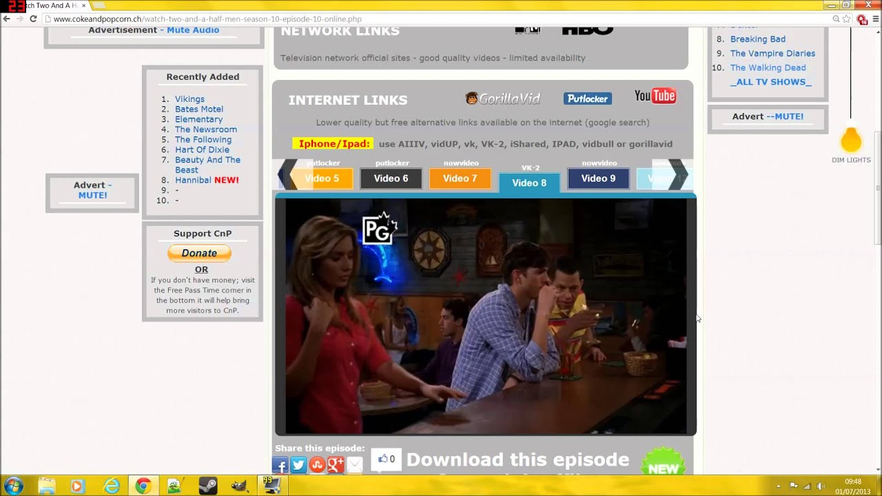 How to watch TV shows online for free ***2014*** [NO ...
