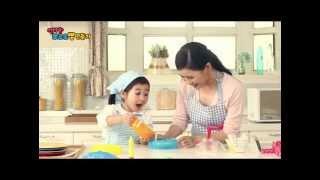 [미미월드] 엄마랑 뽀로로 빵만들기
