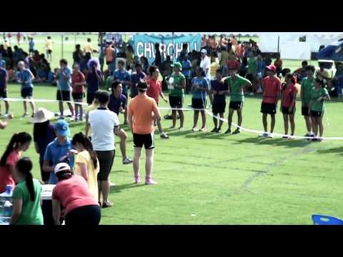 Harrow Bangkok Sport Day 2014: Track and Field
