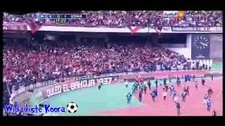 تعليق حفيظ دراجي نهــائي كأس الجزائر  2013 : إتـحـــــــاد الجزائر 1 - 0 مولـــودية الجزائر