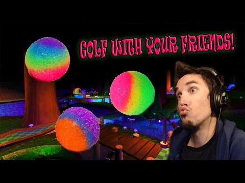 BOUNCY BOUNCY BOUNCY!! Golf with Your Friends #5
