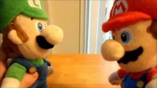 The Super Mario Show-Episode 20- Stupid Mario