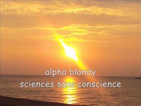 alpha blondy sciencies sans conscience