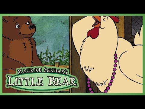 Little Bear | Pillow Hill / Diva Hen / Father Bear's Little Helper - Ep. 40