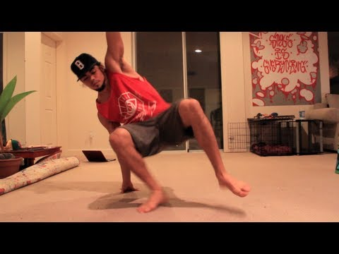 How to Breakdance for Beginners | 1 foot 6 step