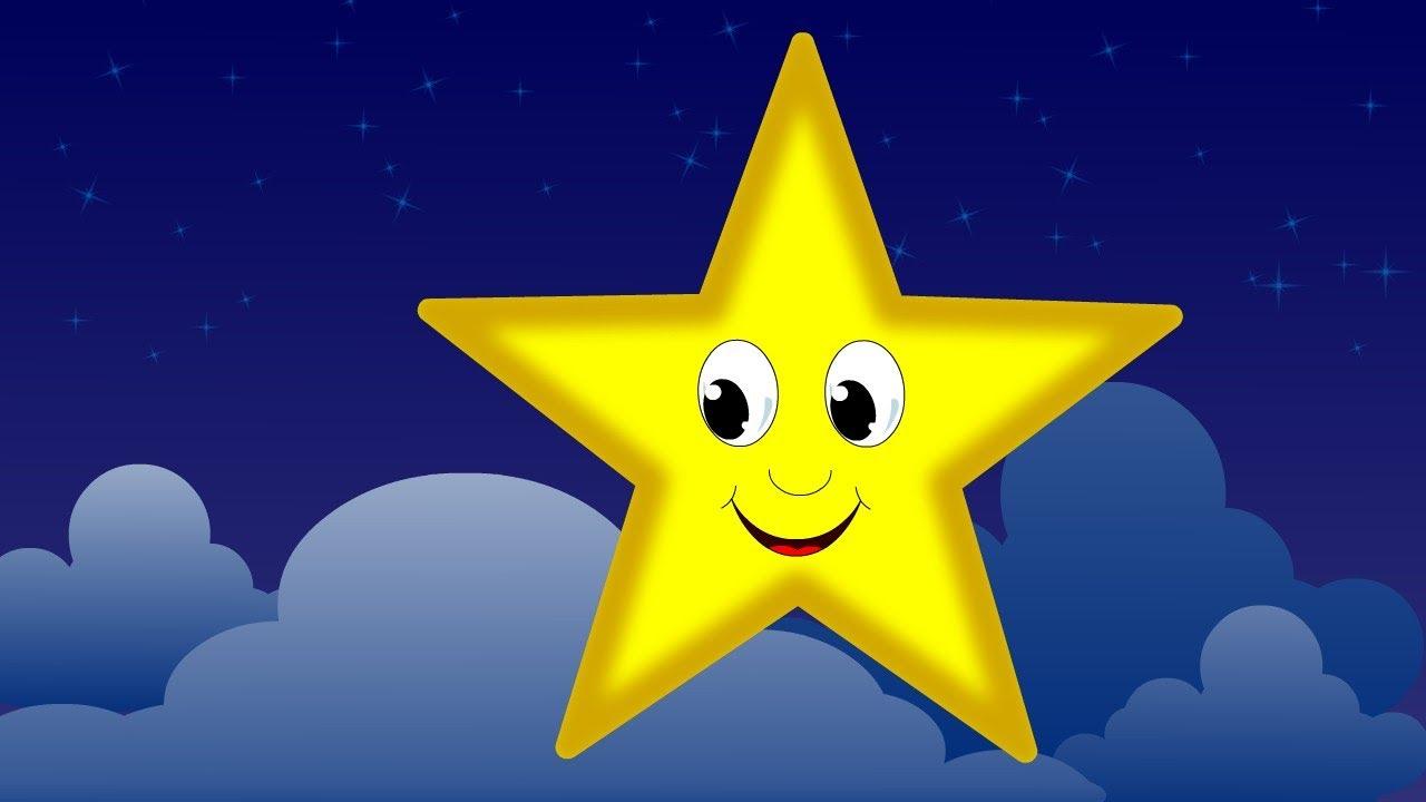 Twinkle little star nursery rhyme youtube