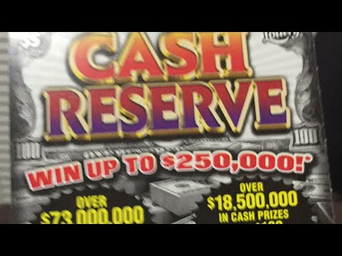 Cash Reserve Book